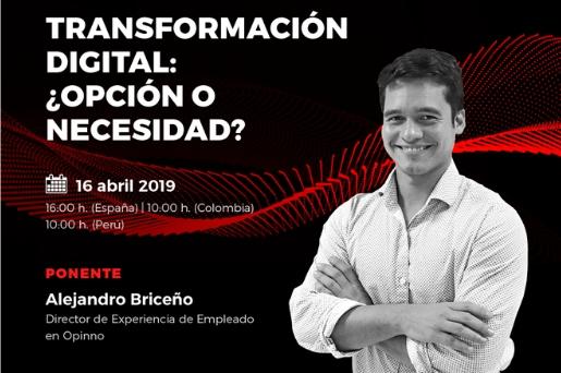 masterclass transformacion digital