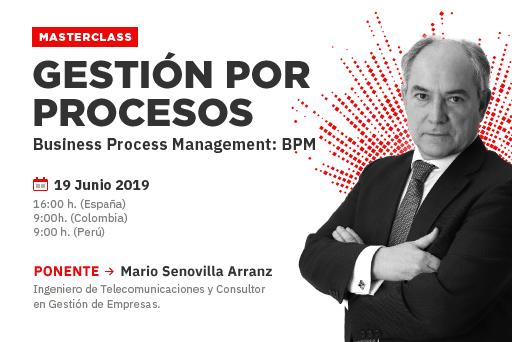 masterclass gestion procesos