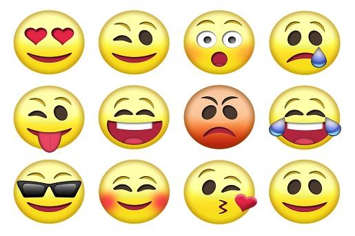 Emoticonos de Facebook