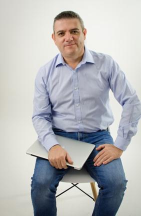 Jesús Blanco es profesor de IEP