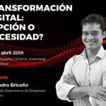 Masterclass Transformación Digital: ¿Opción o Necesidad?