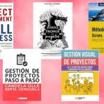 5 libros imprescindibles para la Gestión de Proyectos