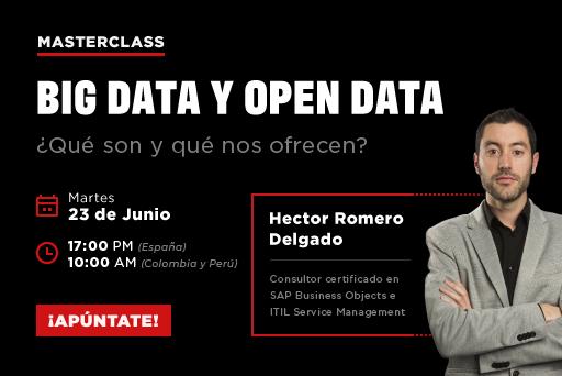 masterclass big data iep